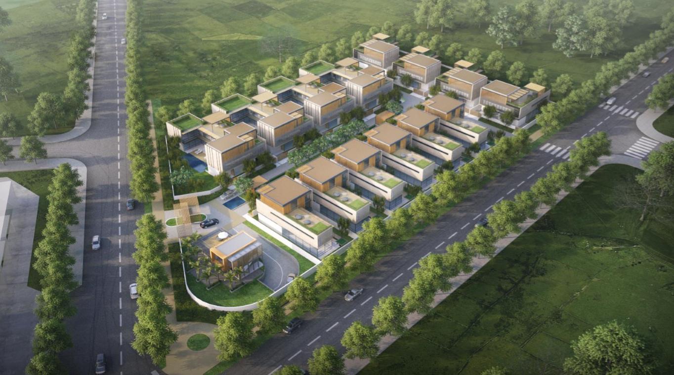 Dự án khu đô thị mới An phú An Khánh Quận 2